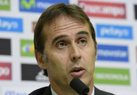 Lopetegui: New Spain faces can impress