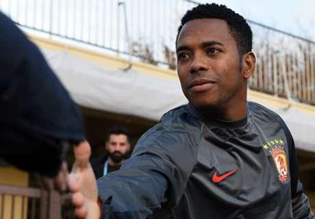 Robinho vindt nieuwe club in Brazilië