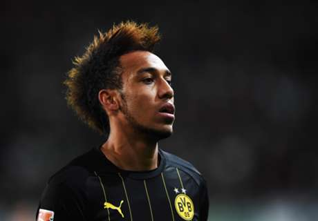 Aubameyang ruled out for Dortmund