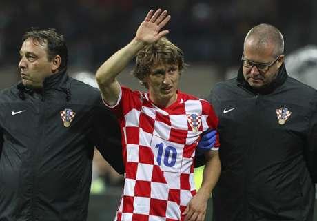 Modric: Los médicos croatas son en los que más confío