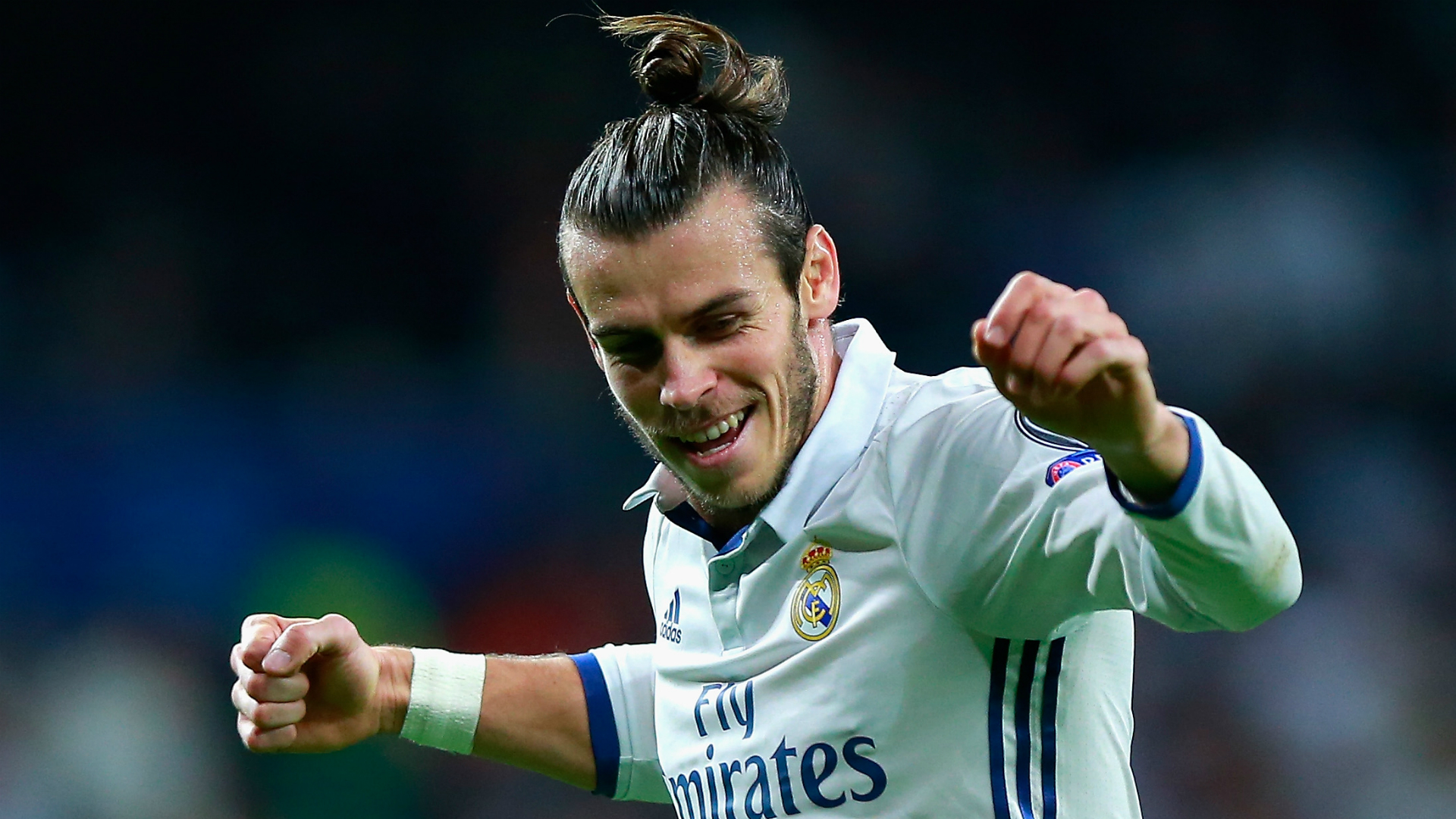Gareth Bale Real Madrid Legia Warsaw Champions League