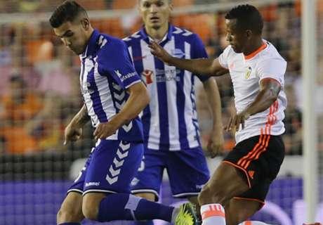 Valencia Akhirnya Petik Kemenangan