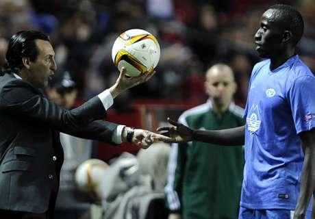 Emery: Banega está centrado en el Sevilla