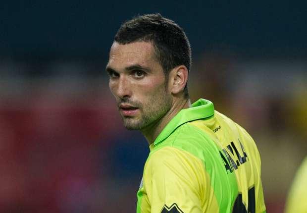 Anaitz Arbilla firma con el Espanyol