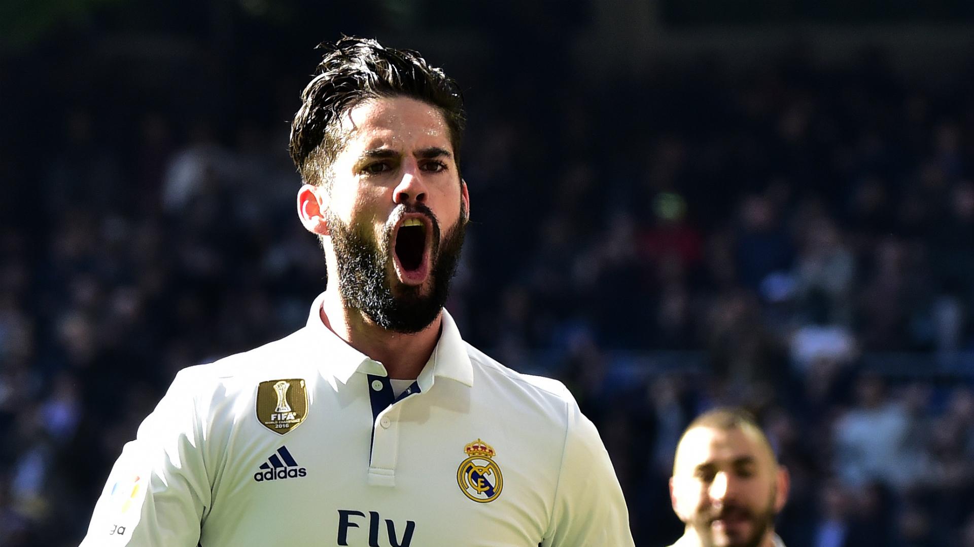 Isco Real Madrid Granada La Liga