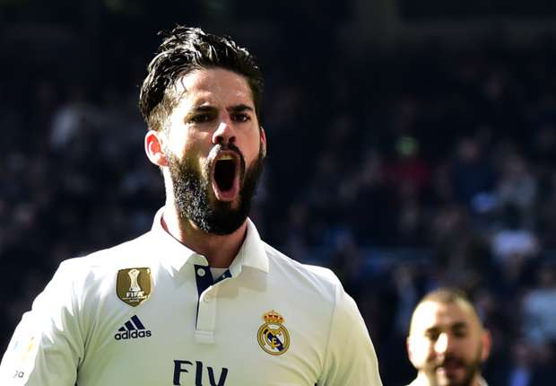 Isco contract talks with Real Madrid pushed back to end of season