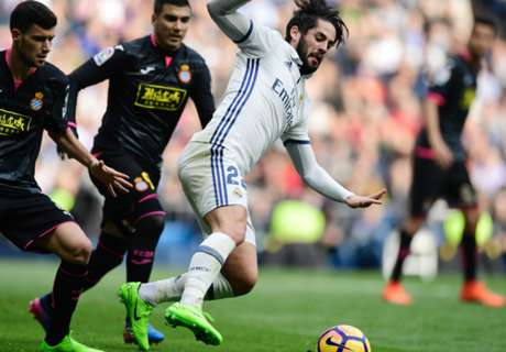Barca looking to land Isco on a free