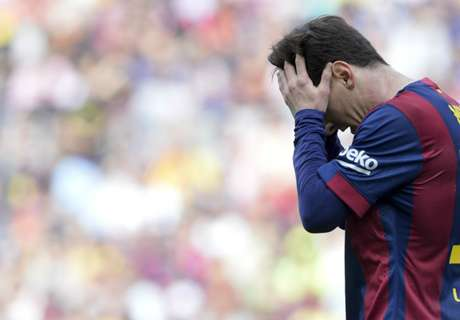 'Barcelona are nothing without Messi'