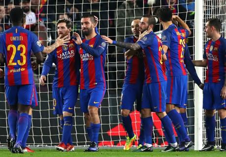 Barça, campeón según la UEFA
