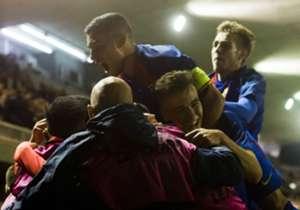 Barcelona UEFA Youth League