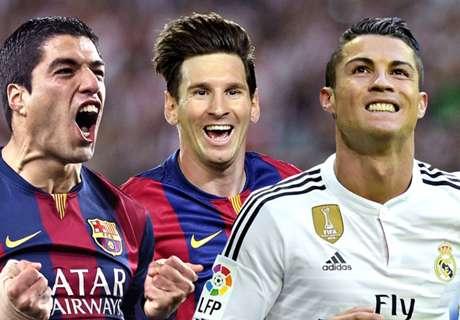 La Liga: How will they line up?
