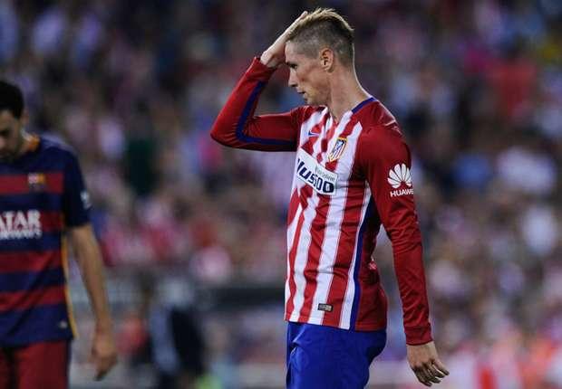 Fernando Torres traf zuletzt für Atletico gegen den FC Barcelona