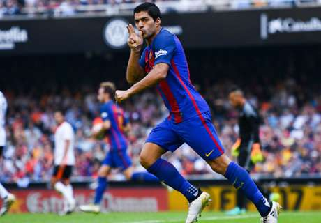 Suarez's awful first day in Barcelona