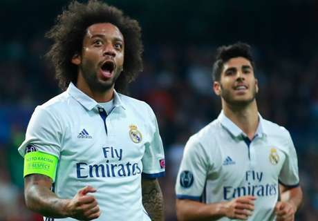 FT: Real Madrid 5-1 Legia Warsawa