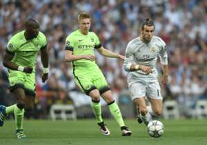 La UEFA ha elegido a los once mejores jugadores de las semifinales. Ningún jugador del Manchester City está en el equipo titular.