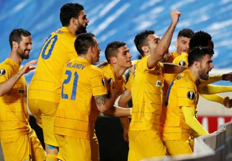 VIDEO - Samenvatting APOEL - Athletic
