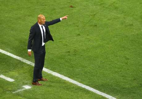 Zidane Enggan Ambil Risiko Di Pramusim