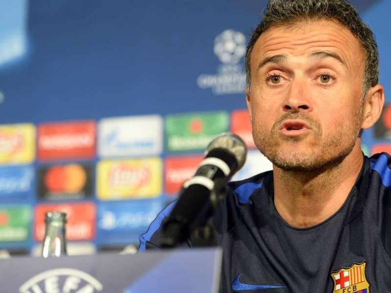 Luis Enrique prepara mudanças para jogo entre Barcelona e Celta