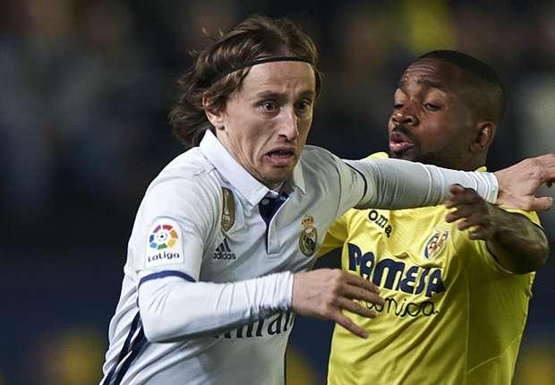 Villarreal 2-3 Real Madrid: Madrid storm back to take vital win
