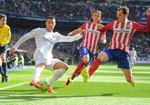 Es gibt die Neuauflage des Endspiels von 2014: Real und Atletico Madrid kämpfen Ende Mai um Europas Krone. Vor zwei Jahren setzten sich die Königlichen in der Verlängerung mit 4:1 durch. Goal blickt auf die besten Finals der CL-Geschichte.