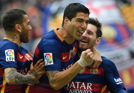 REPORT: Barca close on another title