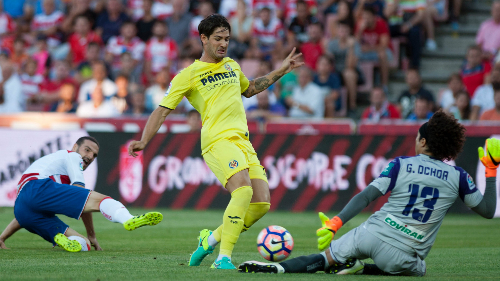 Video: Granada vs Villarreal