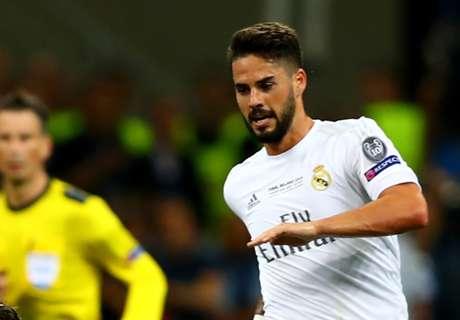 Isco debe seguir en el Real Madrid