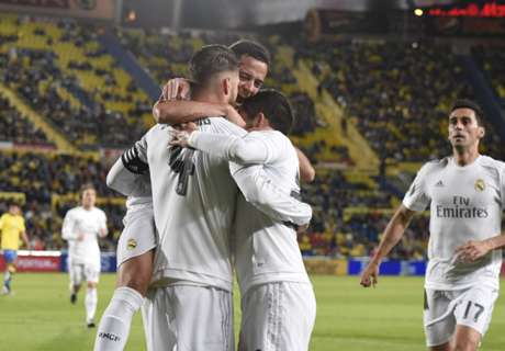 RATINGS: Keylor key to Real win