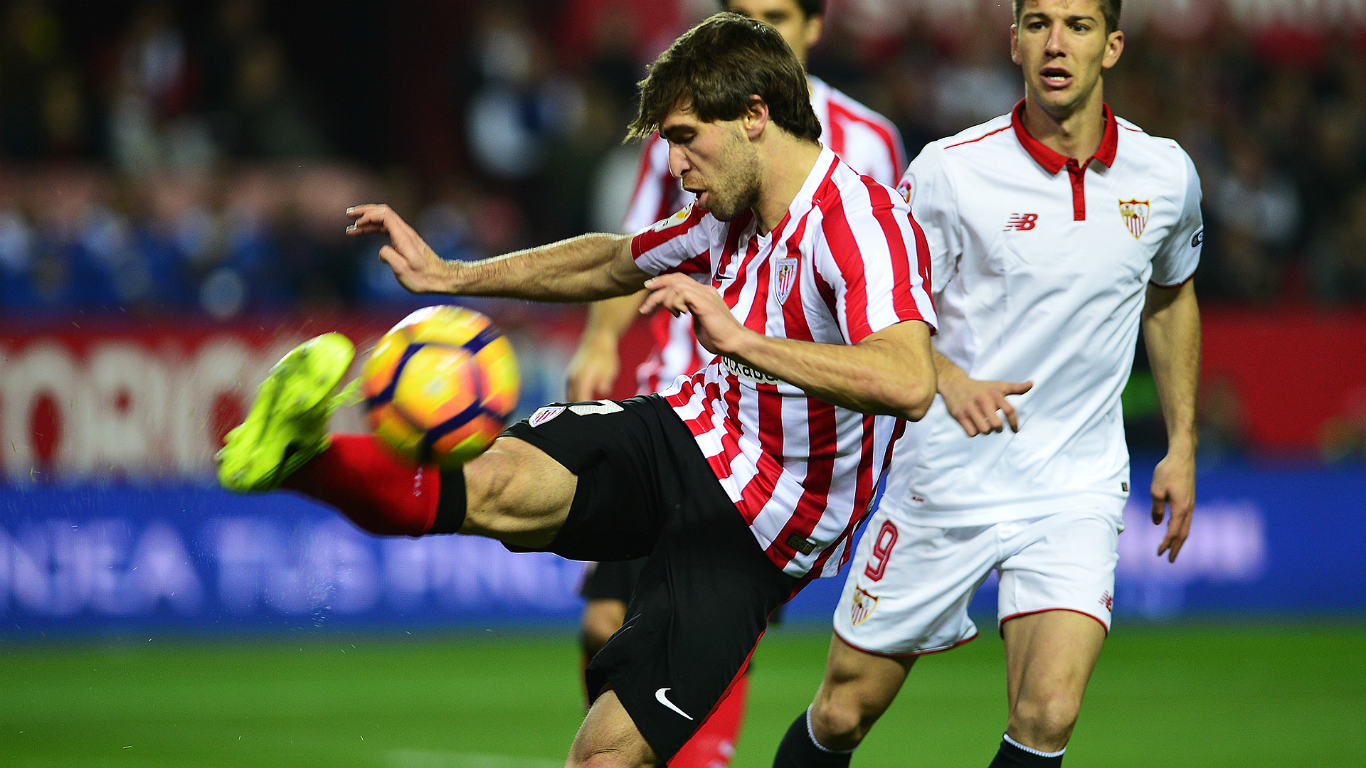 Yeray Alvarez Sevilla Athletic Bilbao LaLiga 02032017