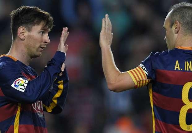 El Barcelona pide calma por las renovaciones de Messi e Iniesta