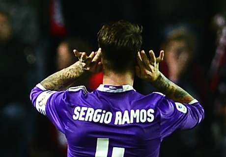 Revelan los insultos a Sergio Ramos