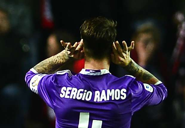 'I did not disrespect anyone' - Ramos furious with Sevilla fans
