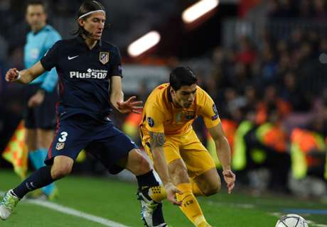 Filipe Luis: Atleti are not 'ugly' to watch