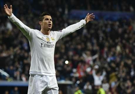 Ronaldo supera a van Nistelrooy