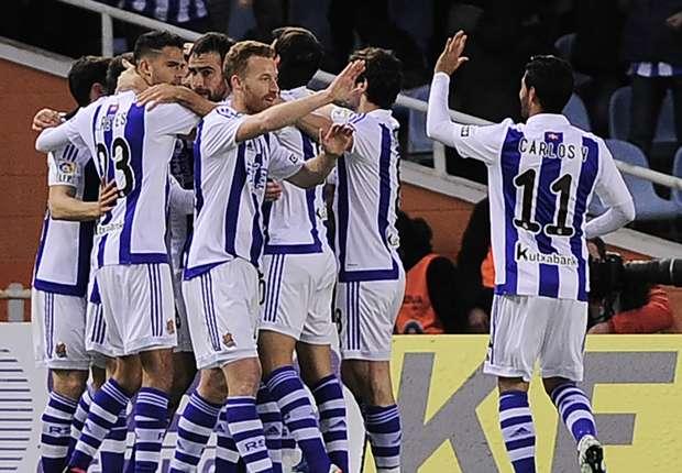 ไฮไลท์  Real Sociedad 2 - 1 Rayo Vallecano