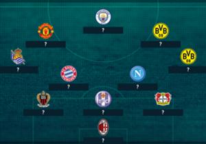 La Gazzetta dello Sport a présenté sa sélection des meilleurs jeunes évoluant actuellement en Europe et a même créé un onze type.