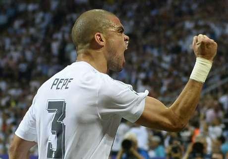 Pepe: Tränen?
