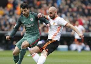 Zaza contro l'Athletic Bilbao