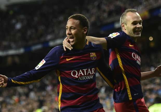 Iniesta nilai Neymar setinggi langit.