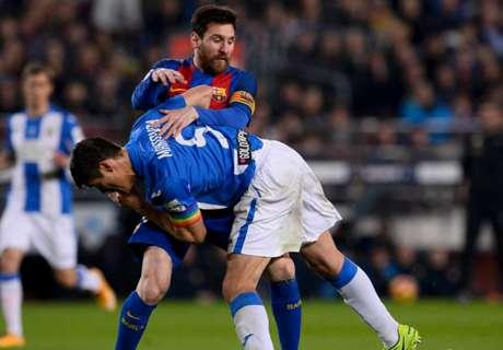 Dramatis, Messi Menangkan Barca