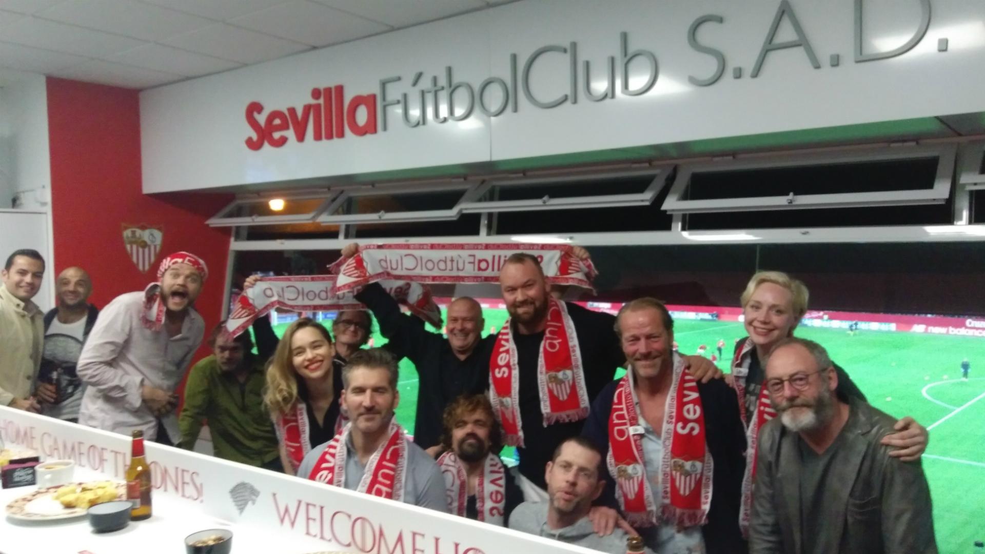 Game Of Thrones Sevilla Barcelona