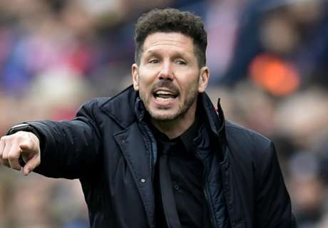 Simeone updates on his Atleti future