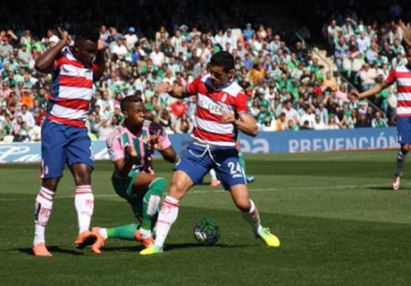 Liga, Granada-Betis in diretta su FB