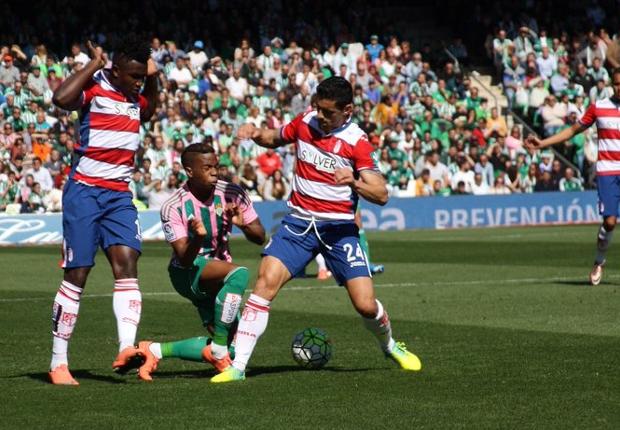 Video: Real Betis vs Granada
