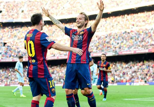 Barcelona 6-0 Granada: Another milestone for Messi as Neymar hits hat-trick