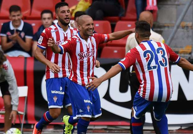 ไฮไลท์  Sporting Gijon 2 - 0 Eibar