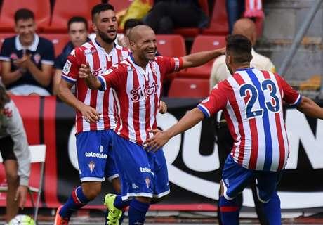 Liga BBVA: Sporting 2-0 Eibar