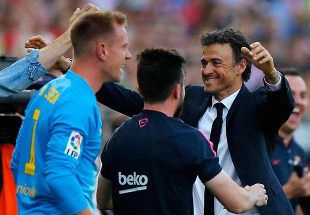 Luis Enrique: Liga win is not personal redemption
