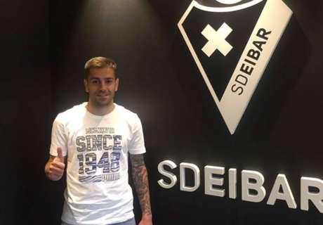 El Eibar ficha a Rubén Peña