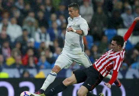 Curiosidades del Real Madrid 2-1 Athletic